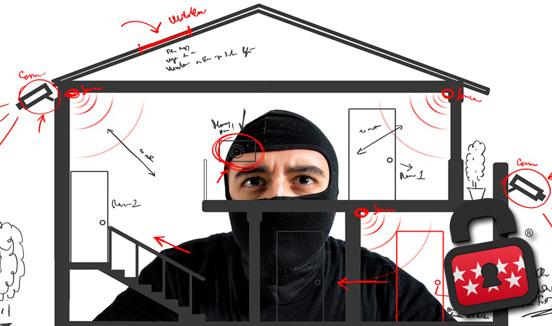 Hábitos diarios para proteger tu hogar