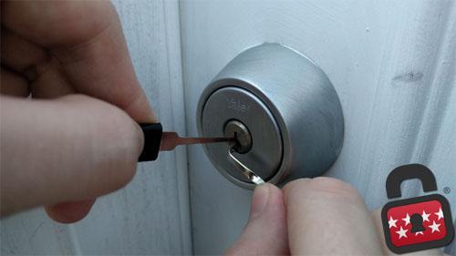 seguridad cerraduras
