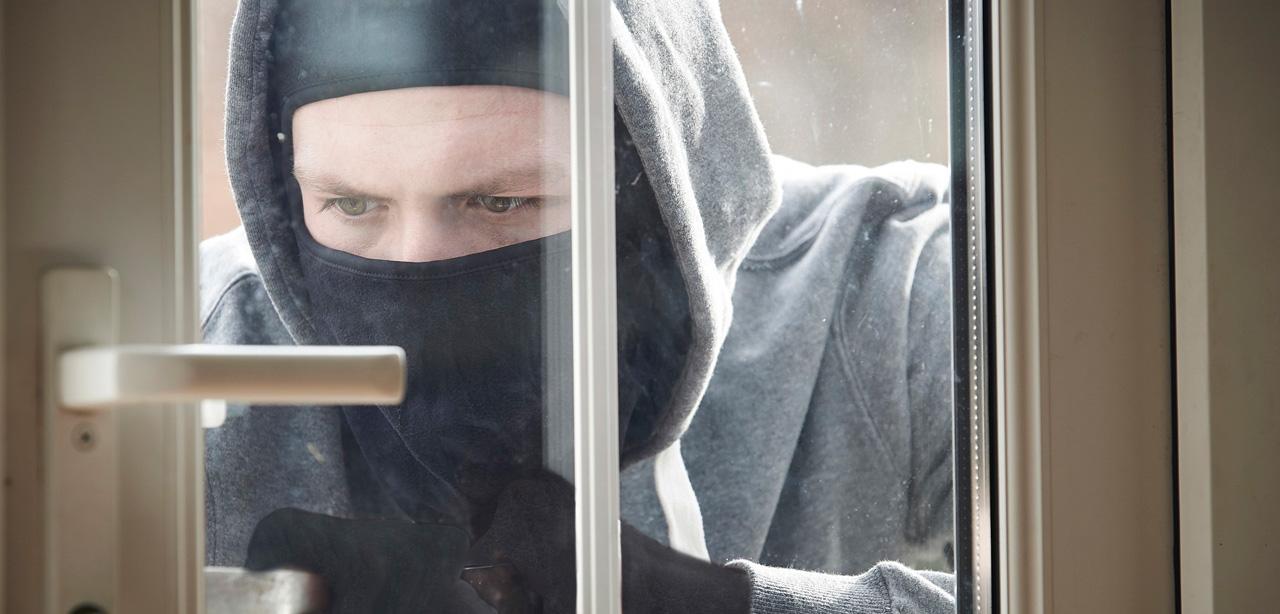 Aumento de los robos en domicilios