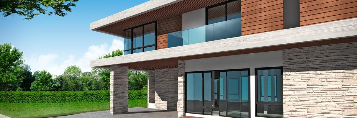 Tendencias de las fachadas de las casas: ¿Qué está de moda?